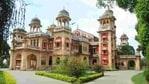 Allahabad University campus. (HT)