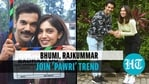 Bhumi Pednekar, Rajkummar Rao wrap Badhaai Do shoot with 'Pawri' video