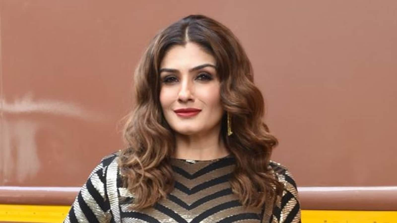 30 years of Raveena Tandon  'I am in this industry by default, I never wanted to become an actor' - Hindustan Times