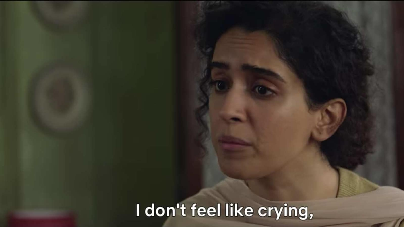 Pagglait teaser: Sanya Malhotra can't seem to care about husband's death in quirky new comedy. Watch - Hindustan Times