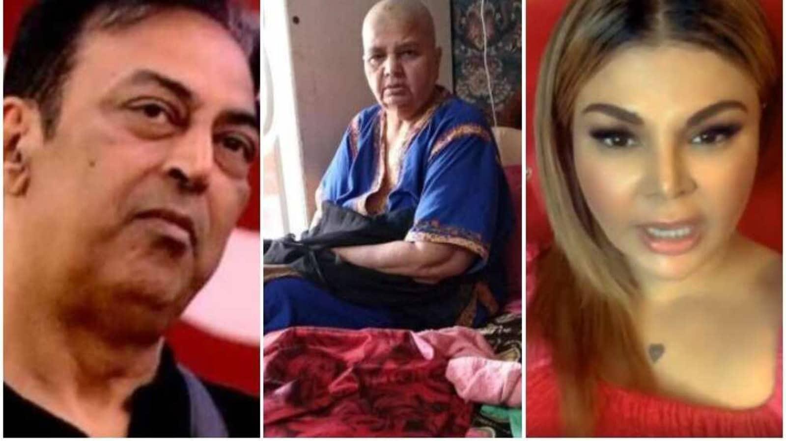 Vindu Dara Singh posts an emotional note for Rakhi Sawant's mother Jaya as she battles cancer, lauds her fighting spirit - Hindustan Times