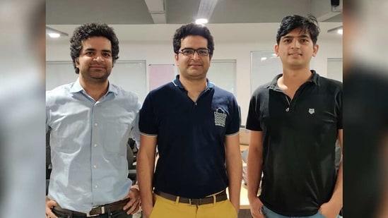 Signzy Founders Pic (L-R) - Arpit Ratan, Ankit Ratan, Ankur Pandey