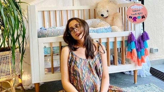 Nakuul Mehta's wife Jankee Parekh opens up about motherhood.