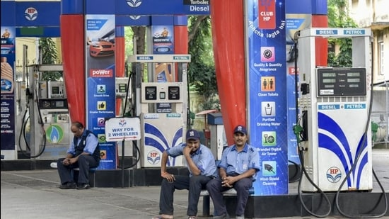 The nationwide strike has been called a protest against rising fuel prices, GST, and e-invoice. (HT FILE)