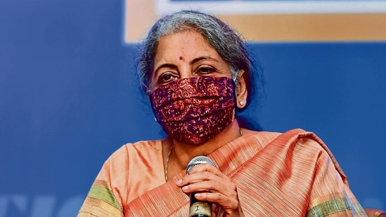 The decision, announced by finance minister Nirmala Sitharaman, is expected to improve efficiency and competition while helping smaller banks earn revenue.(PTI Photo)