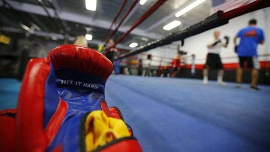 Generic image of boxing gloves(REUTERS)