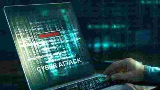 Altogether, HT is aware of five NIC domain addresses – four with @gov.in suffixes and the fifth an @nic.in one – that have been used to launch cyber attacks.(File photo. Representative image)