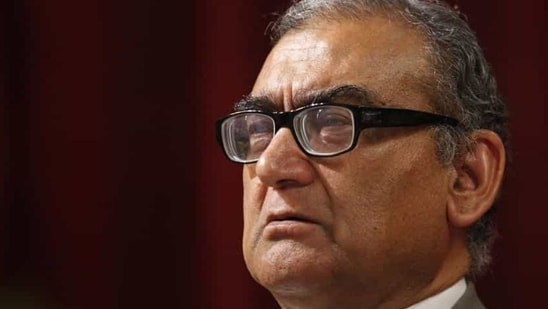 """Judge Sam Goozee further said that he found Katju's """"evidence and behaviour in engaging the media the day before giving evidence to be questionable"""".(HT file photo)"""