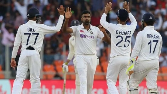 India beat England in the third Test by 10 wickets(BCCI)