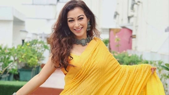 Sunayana Fozdar plays Anjali on Taarak Mehta Ka Ooltah Chashmah,