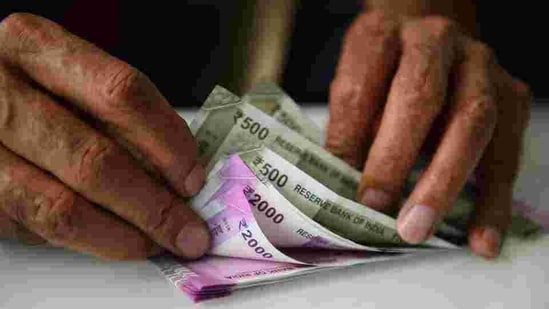 On Wednesday, the rupee had settled at 72.35 against the American currency.(Mint)