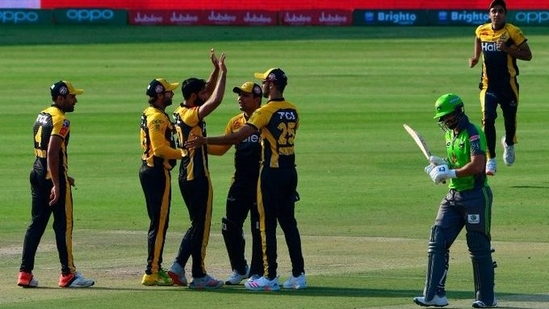 PSL match: File photo(Twitter)