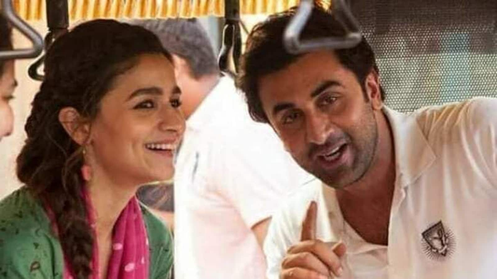 Ranbir Kapoor, Alia Bhatt are lost in love and laughter at ad shoot. See photos - Hindustan Times