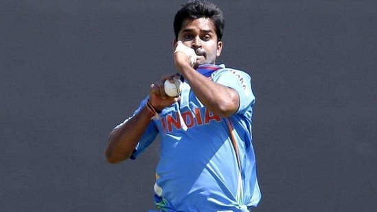 R Vinay Kumar: File Photo(HT Archives)