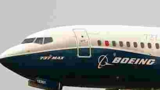 A Boeing 737 Max jet (File Photo/AP)