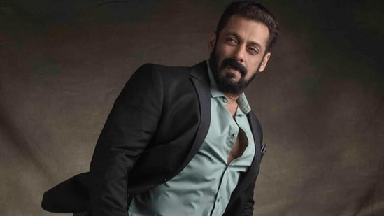 Salman Khan is also a gifted painter, along with being an actor.
