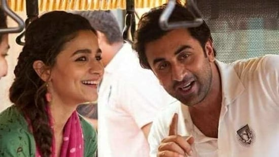 Ranbir Kapoor and Alia Bhatt snapped at an ad shoot.