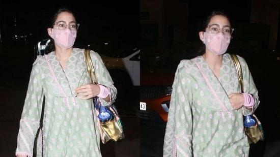 Sara Ali Khan(Varinder Chawla)