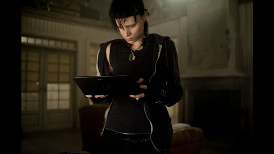 Lisbeth Salander, aka the titular Girl With The Dragon Tattoo, is a believable hacker, out on a mission to unearth a long-buried crime (Sony Pictures)