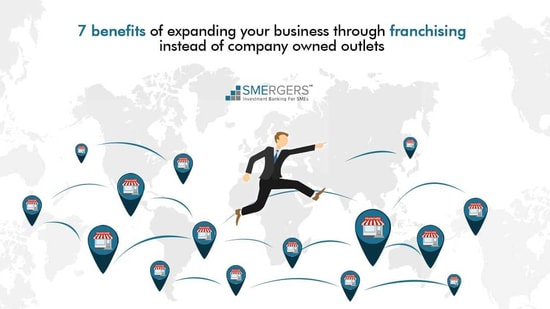 Franchising is a form of marketing and distribution with a strong relationship between the franchisor and the franchisee.