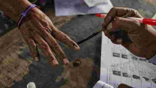 The counting of votes will be take place on May 2. (Representative Image)(PTI)