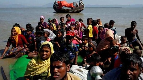 The United Nations refugee agency had raised the alarm earlier this week over the missing boat, which had left Cox's Bazar on Feb. 11. REUTERS/Navesh Chitrakar/File Photo(REUTERS)