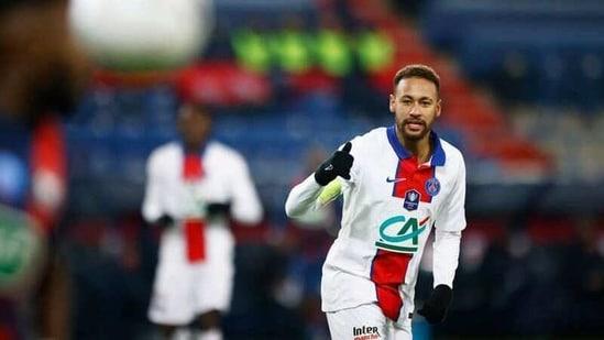 File photo of Neymar(REUTERS)