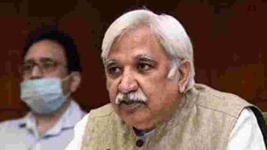 Chief election commissioner Sunil Arora. (File photo)