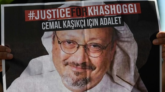 Saudi officials have said Khashoggi's killing was the work of rogue Saudi security and intelligence officials.(AFP Photo)