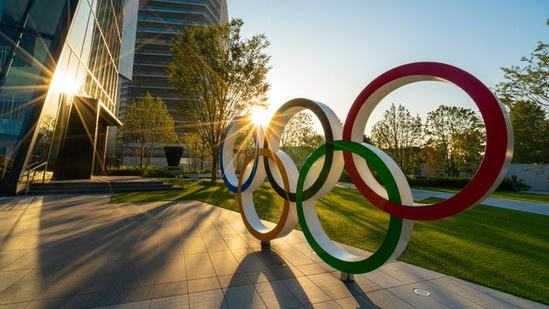 Tokyo Olympics could go ahead without fans(Twitter)