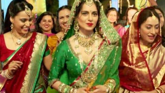 Kangana Ranaut's Tanu Weds Manu also starred Swara Bhasker as her friend.