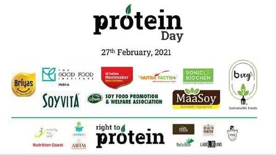 Ahead of Protein Day 2021, the Right To Protein initiative received support from 9 new organisations.(Right To Protein)