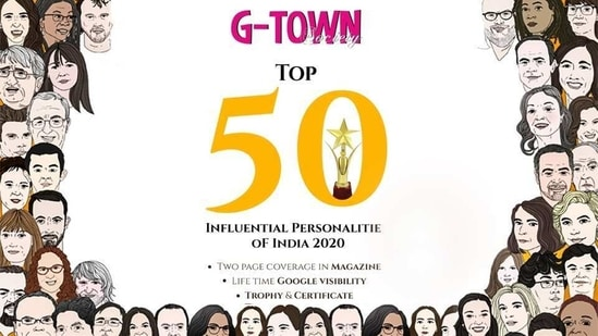 The motive behind this award ceremony is to recognize personalities nation-wide who have successfully made an impression on their fields or businesses, to celebrate their success and to encourage others.