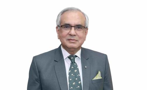 Rajeev Kumar, vice-chairman of NITI Aayog.(http://niti.gov.in/)