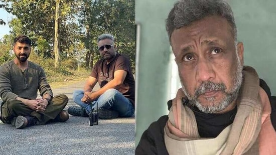 Anubhav Sinha has been shooting for ANEK in the North-East.