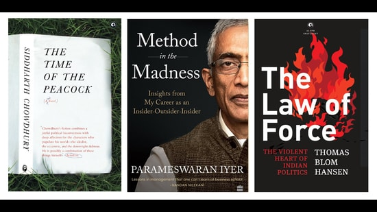 On this week's reading list: a portrayal of the publishing world in India, lessons from the unusual career of a civil servant, and a critique of illiberalism and violence in Indian politics. (HT Team)