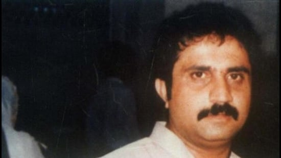 Iqbal Mirchi, a close aide of gangster Dawood Ibrahim, died in the UK in 2013. (Hindustan Times)