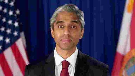 Vivek Murthy returns as Surgeon General, his old job in the administration of Barack Obama.(Reuters file)