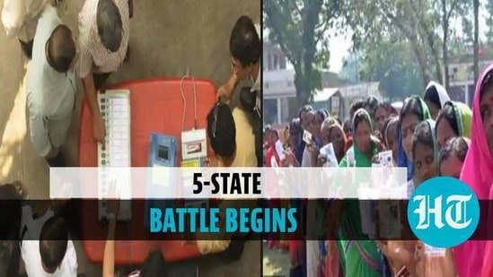 Election Commission of India said that poll officials would be treated as frontline workers for vaccination (Agencies)