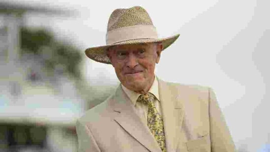 Geoffrey Boycott played 108 Tests for England from 1964-1982, scoring 8,114 runs at 47.72.(Getty Images)
