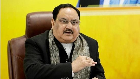 BJP national president JP Nadda. (File photo)