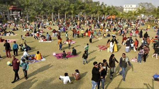 Patna municipality has obtained have ODF+ certificate this time and hopes to improve score.(Representative photo)