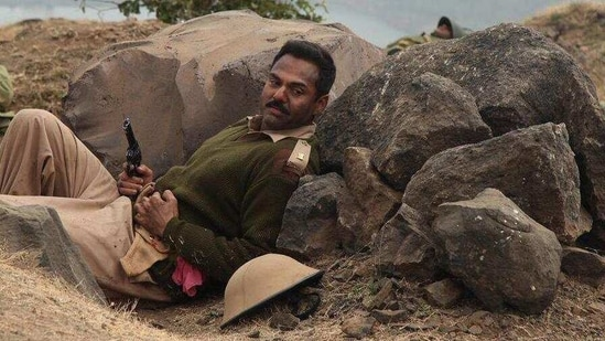 1962 The War in the Hills review: Abhay Deol phones in his performance in Hotstar's terrible new show.