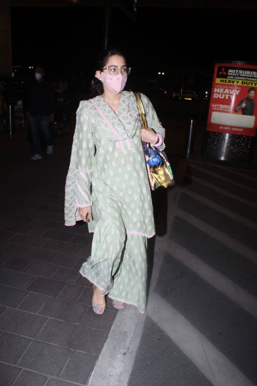 Sara Ali Khan (Varinder Chavla)