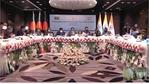 The Indian delegation was led by Ajay Kumar Bhalla, Union Home Secretary. Mostafa Kamal Uddin, Senior Secretary, Public Security Division, Ministry of Home Affairs of Bangladesh led the Bangladesh delegation.(via social media/ twitter )