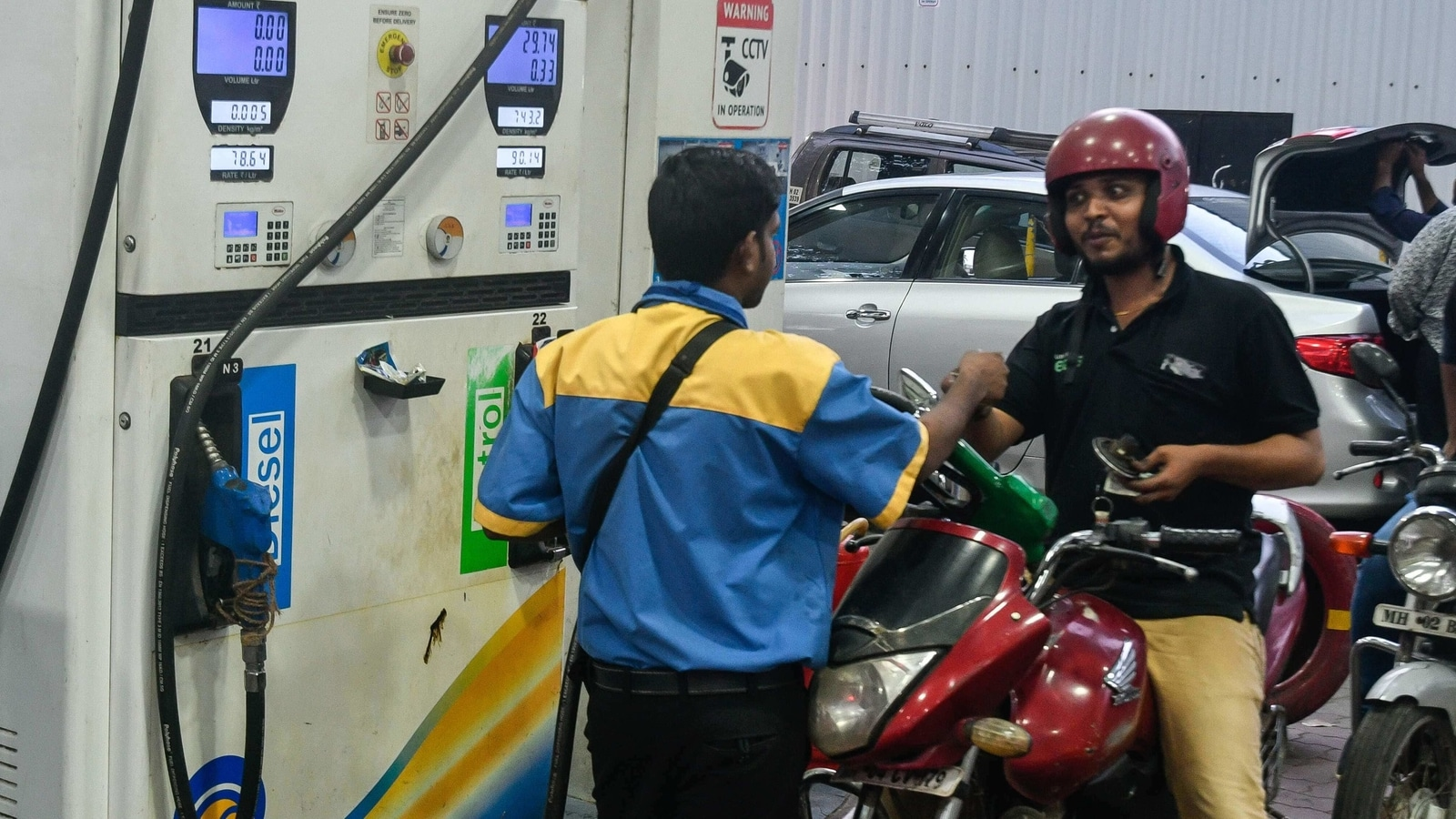 Petrol, diesel prices hiked again, 16th time this month   Latest News India - Hindustan Times