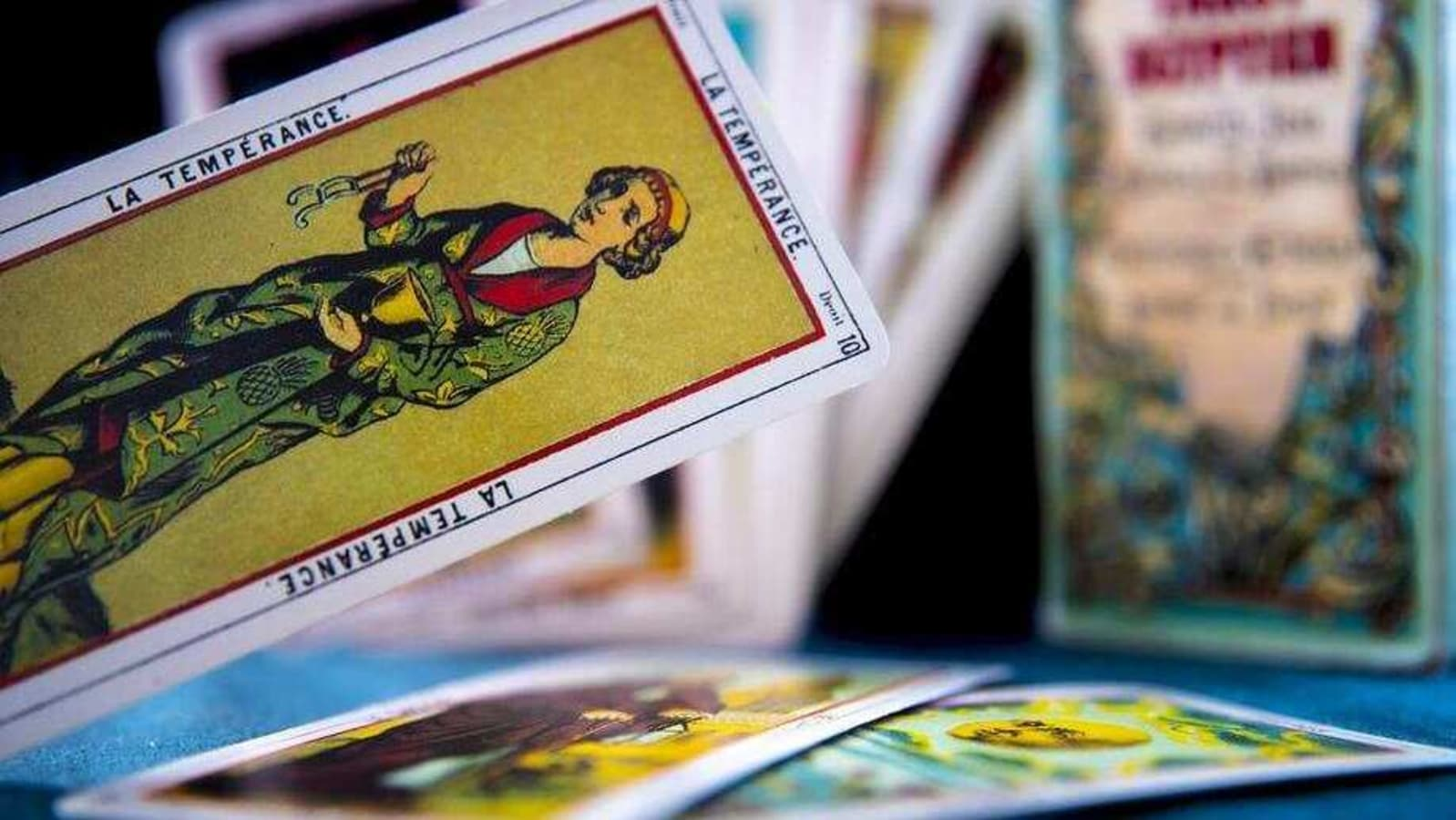 Weekly Tarot Card Readings: Tarot prediction for February 28-March 6 - Hindustan Times