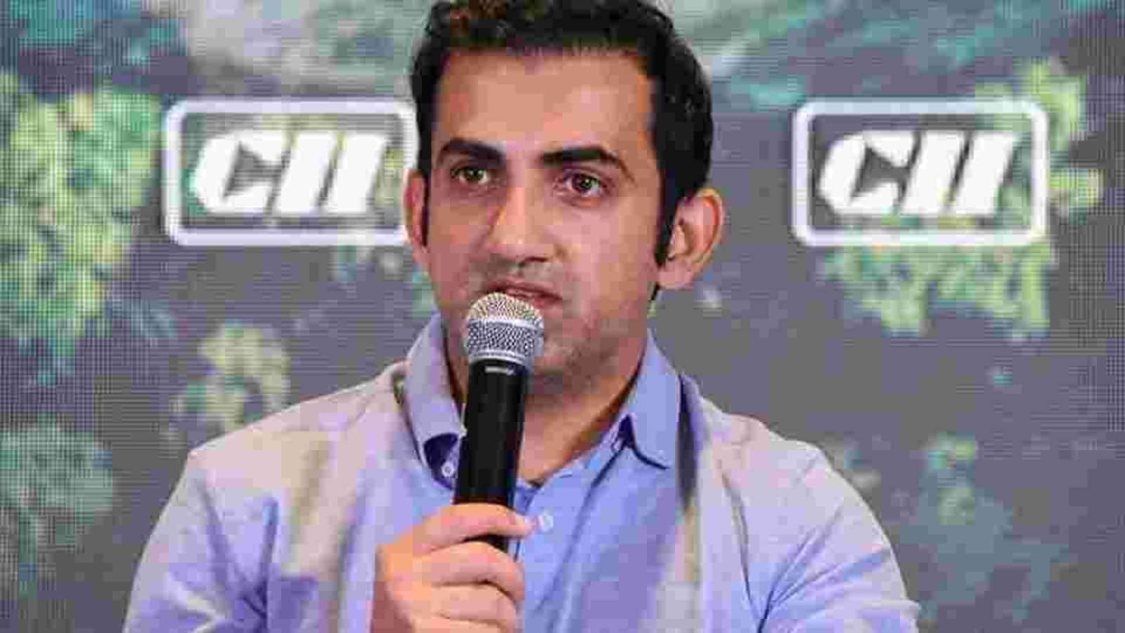 'Life of soldiers more important': Gautam Gambhir on ...