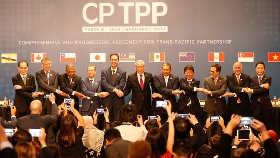 In the absence of the US, the rest of the countries negotiated a new trade agreement called the Comprehensive and Progressive Agreement for Trans-Pacific Partnership(Reuters File Photo )