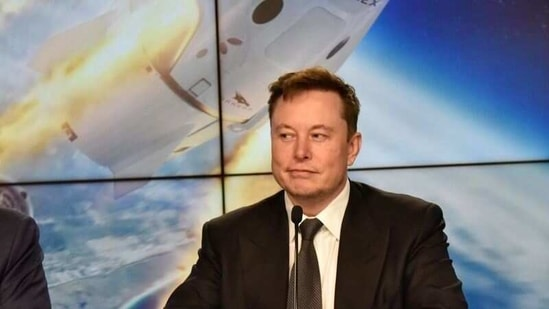 FILE PHOTO: SpaceX founder and chief engineer Elon Musk attends a news conference at the Kennedy Space Center in Cape Canaveral, Florida, U.S. on January 19, 2020.(REUTERS)
